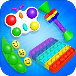 fidget cube sensory toys