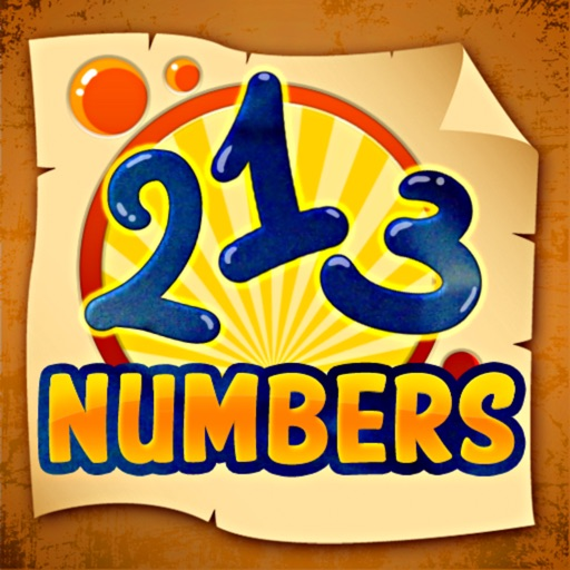 Doodle Numbers Puzzle iOS App