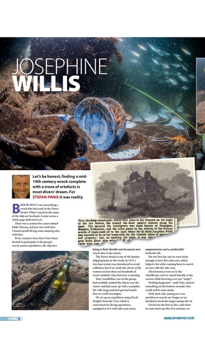 DIVER MAGAZINE screenshot-4
