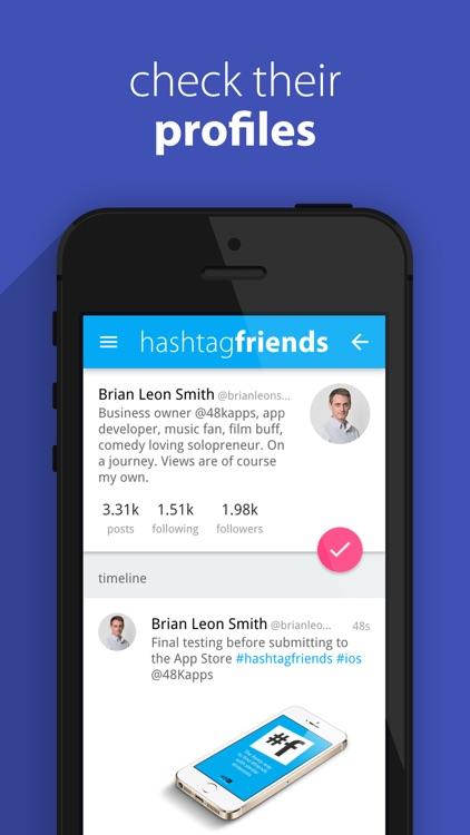 hashtagfriends screenshot-3