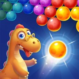 Dinosaurs Bubble Shooter