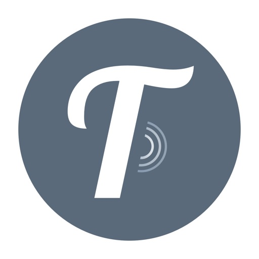 TUUNES™ Official for iPhone application logo