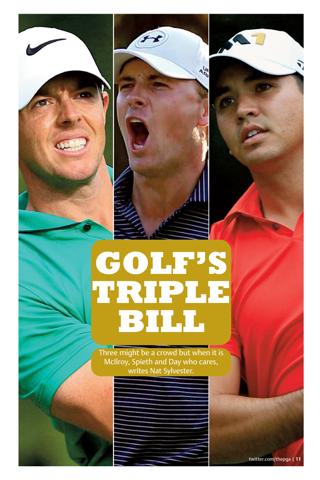 Golf - The PGA Magazine - náhled