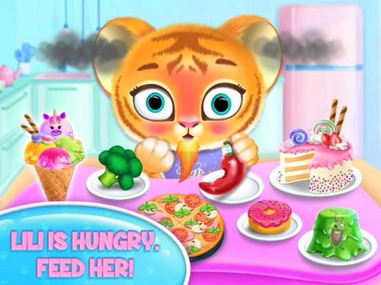 Baby Tiger Care screenshot 10