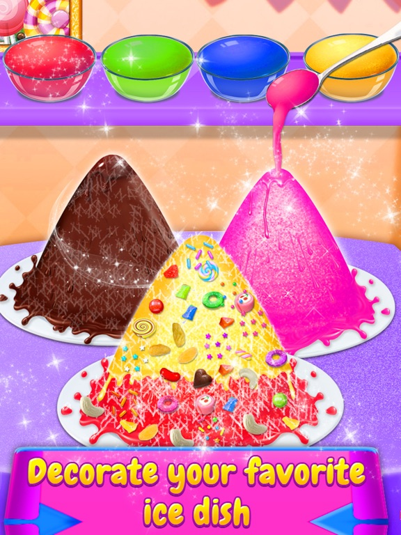 Ice Dish Maker - Summer Fun screenshot 8