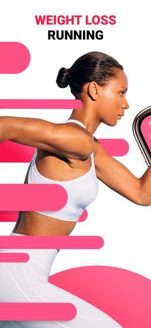 Alergare pentru Slăbit de Verv în App Store Aplicații de top pentru pierderea în greutate ios
