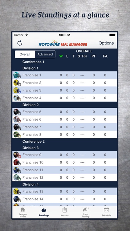 MyFantasyLeague Manager 2018 screenshot-4