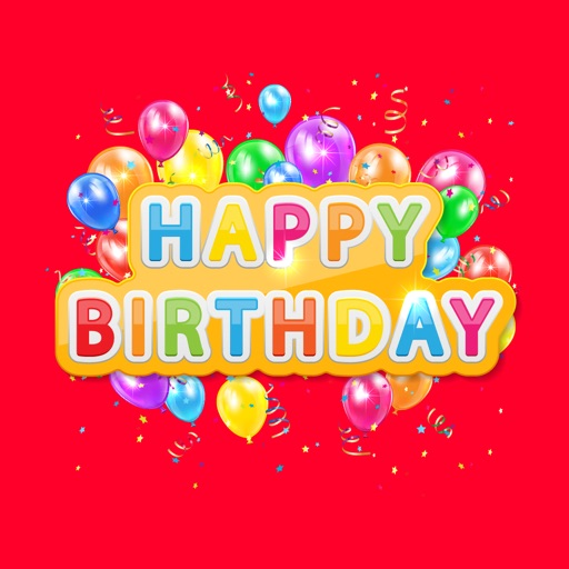 Happy Birthday Wish Card App