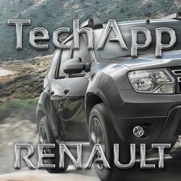 TechApp for Renault