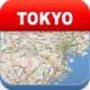 东京离线地图 - 城市 地铁 机场