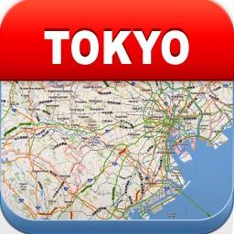 Tokyo Offline Map, Metro