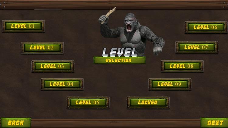 Ultimate Rampage Mad Gorilla screenshot-3
