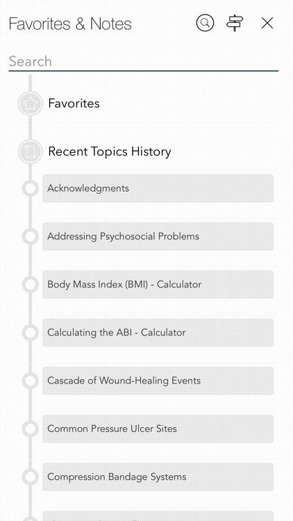 Clinical Guide Skin Wound Care screenshot-6