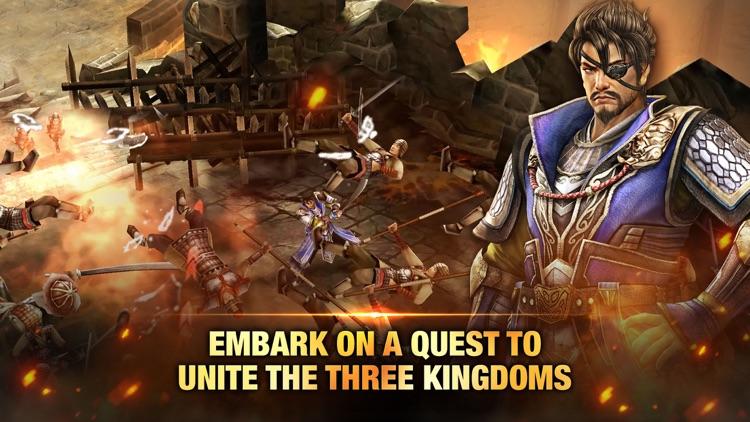 Dynasty Warriors: Unleashed screenshot-3