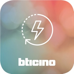 BTICINO POWER ON