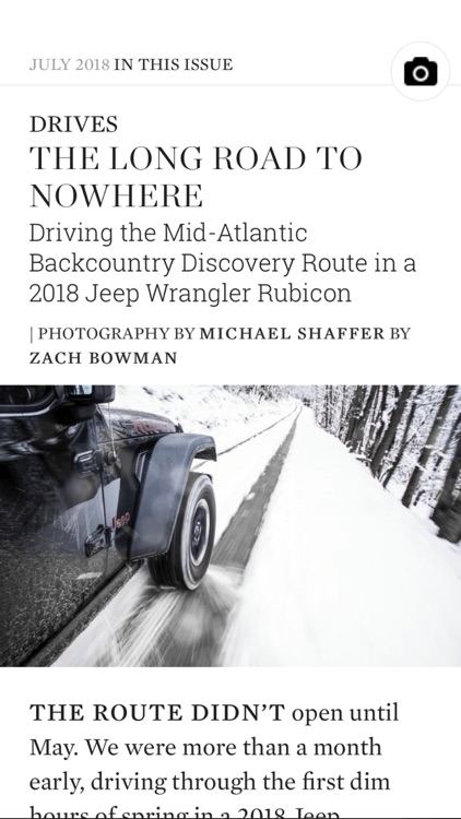 Automobile Magazine screenshot-3