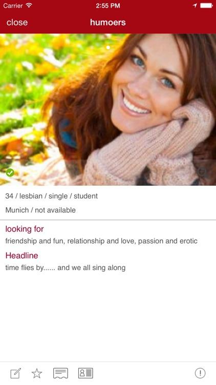 LESARION - lesbian dating