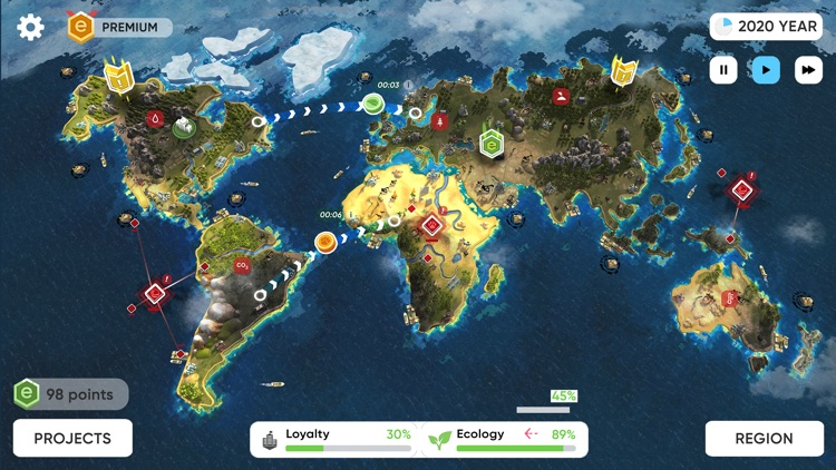 Save the Earth Ecology Sandbox screenshot-5