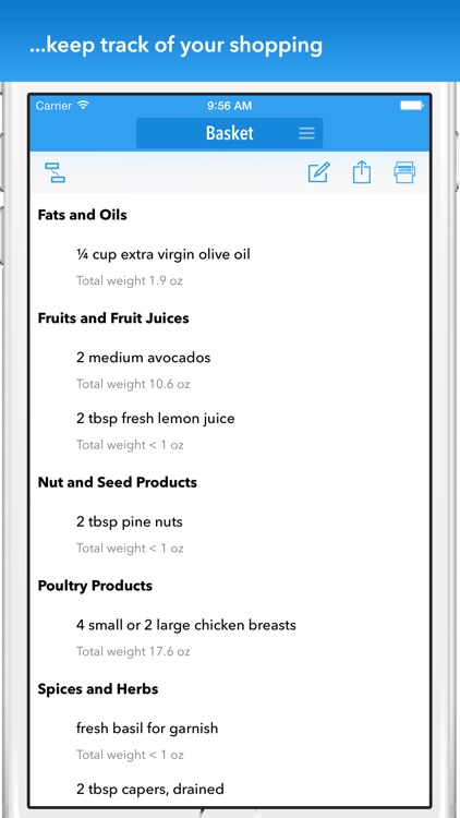 KetoDiet Basic screenshot-2