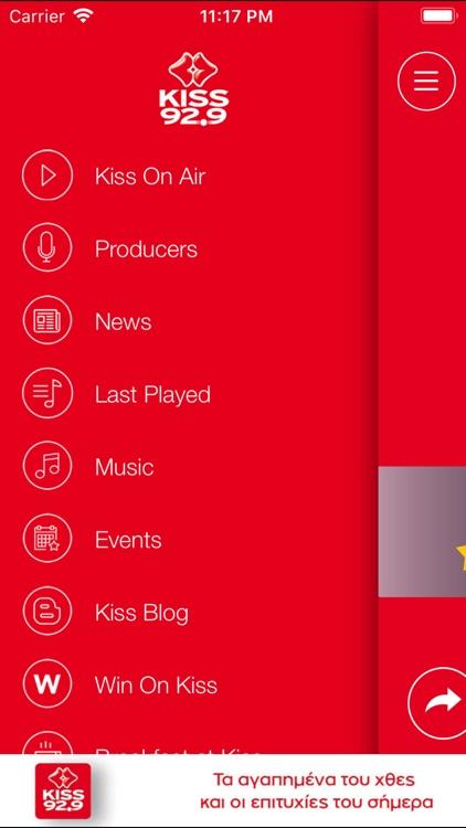 Kiss Fm 92.9 screenshot-4