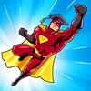 Super Hero Flying School! - iPhoneアプリ
