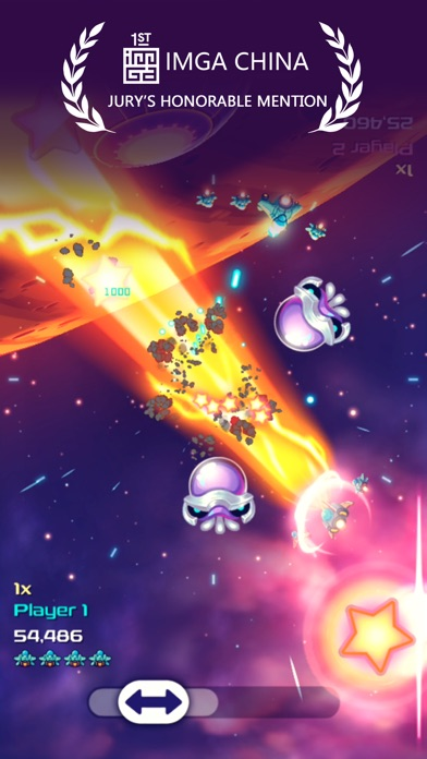 Space Cycler Screenshot 3