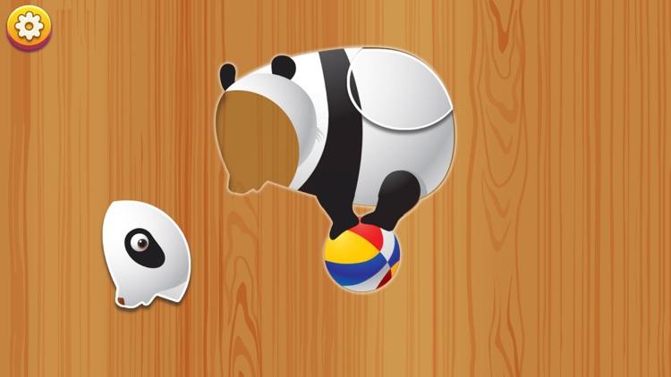 Baby Animal Jigsaw Puzzles screenshot-4
