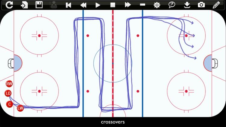 Hockey Play Designer screenshot-3