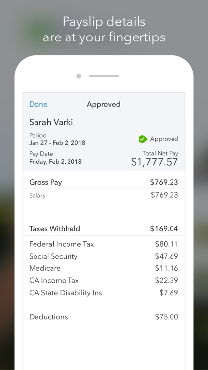 QuickBooks Payroll screenshot-4