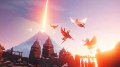Screenshot from Sky: Children of the Light