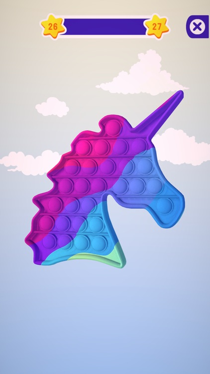 Pop It 3D master fidgets toys