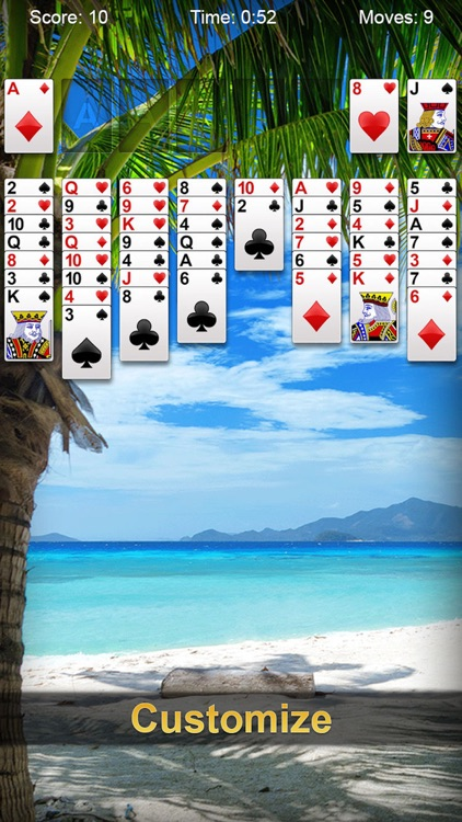 FreeCell Solitaire Pro ▻ screenshot-3