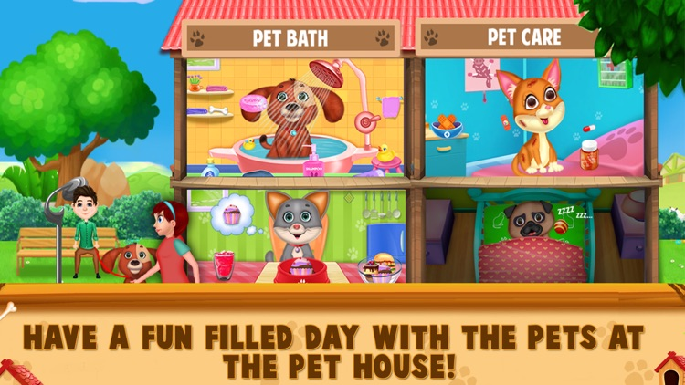 My Pet House Story - Day Care screenshot-7