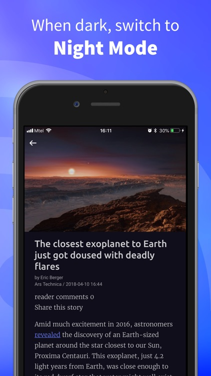 Inoreader - News App & RSS screenshot-6