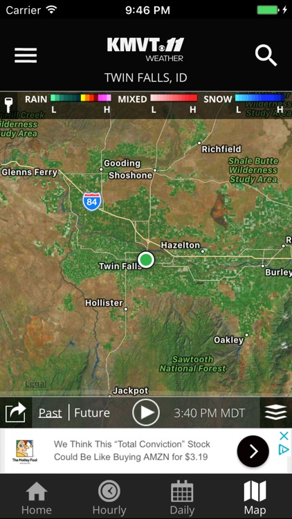 KMVT Weather screenshot-2