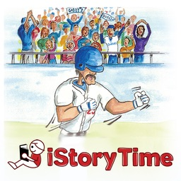 iStoryTime Kids Book- Gibby's Homer- The 1988 World Series