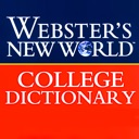 icone Webster's College Dictionary