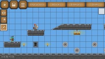 Screenshot 1 Epic Game Maker - Platformer