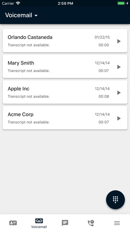 GigTel Mobile screenshot-4