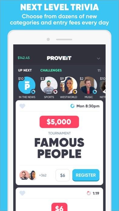 Proveit real money trivia by nobel trivia llc trivia games proveit real money trivia fandeluxe Gallery