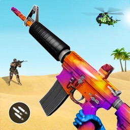 Gun Shooting Games: Cover Fire