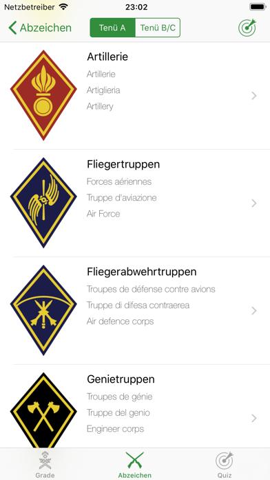 Abzeichen der Schweizer Armeeのおすすめ画像3