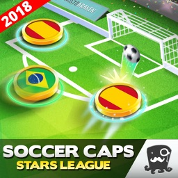 Soccer Caps Star League