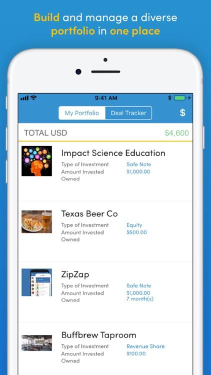 Newchip - Invest in Startups screenshot-3