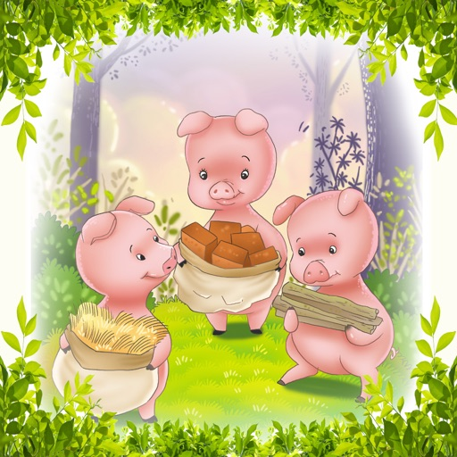 Story of the Three Little Pigs