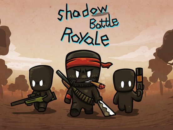 Shadow Battle Royale screenshot 6