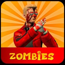 Zombies Street Action Hero 21