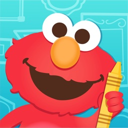 Sesame Street Art Maker