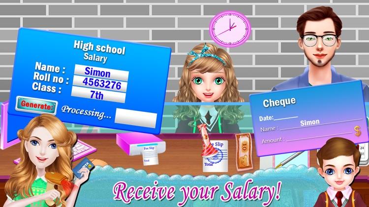 High School Cashier Game screenshot-7