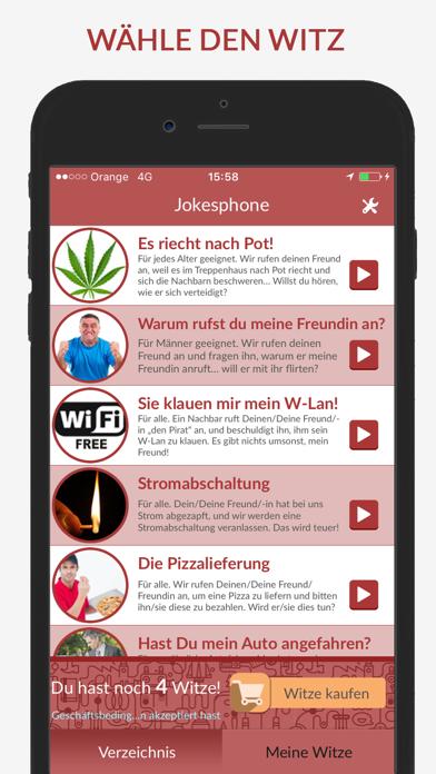 Herunterladen Jokesphone - Telefonwitze für Pc